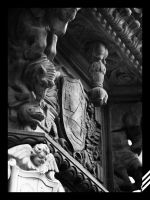 Hearst Castle - Family Crest by Emn1ty