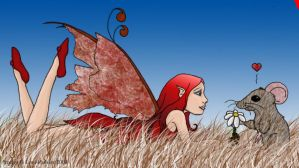 Faerie Has a Suitor: COLOR by SeskiLexi