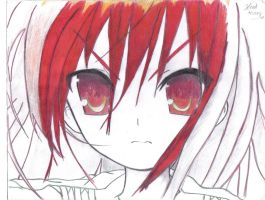 Shakugan no shana by sxk