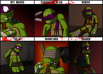 character abuse meme - Donnie by MetaLatias5