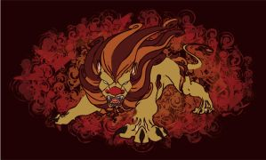 Fu Lion by ParkerLeif