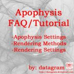 Apophysis 2.02 FAQ-Tutorial by datagram