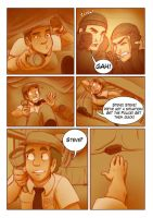 10thology: Dai Hard page 3 by StressedJenny