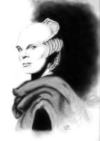 Delenn by RoadKillBarbie