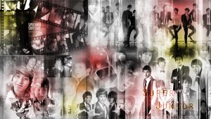 SuJu Forever -Wallpaper- by AnyaReii