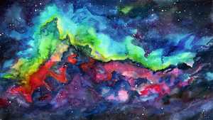 Galaxy by Jhann