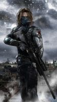 Winter Soldier by uncannyknack