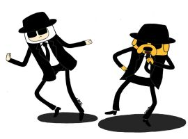 The Adventure Blues Brothers Show by MrCaputo