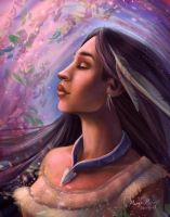Pocahontas- Colors of the Wind by SKTAF