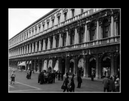 St. Marco Square by Jerekh