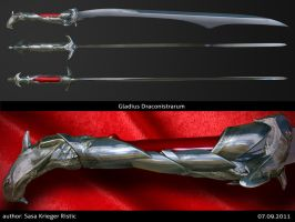 Gladius Draconistrarum by Kriegerman