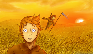 Wheat's Whisper by Martiverse
