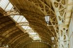 Railway station by boltivec