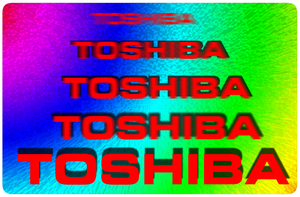 Toshiba Flies in by MTOFX