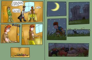 We 3 Kings pages 13-14 by ShadowCatGamer