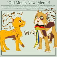 :Old meets new: MEME 2015 by Phoenvi