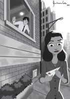 Paperman by GuilhermeoCastro