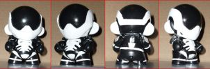 Rifts CS Soldier Munny by BrianManning