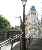 Montmartre by Acrylinne