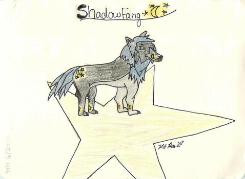 ShadowFang by FluffyBunny21