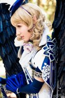 Aion - Pointless Armor by elliria