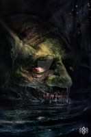 SWAMP GOBLIN by S88ART