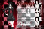 Vampire Knight OC Reference by HeartlandsJoker