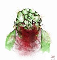 Fat Zombie by TheBorbz