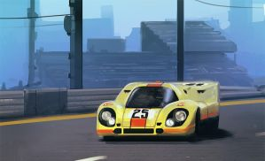 le mans 1970 by Pericolos0