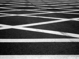 painted lines by panic8