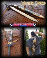 Links Master Sword by JonsProjects