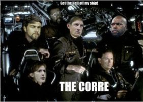 The Corre by TheMello