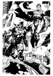 JusticeLeague36pg06 Superman and Batman by jayfabs