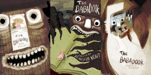 the babadook by stilolaps