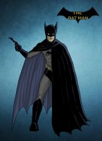 The Bat Man by PictureThisDeviant
