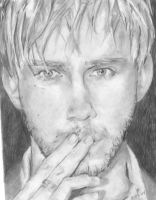 Dominic Monaghan by domtig