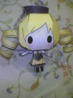 Chibi Mami Tomoe Papercraft by daigospencer