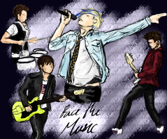 Marianas Trench - Face the Music by FreeToFly3733