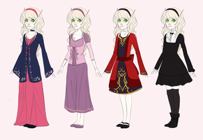 Sariella Dresses by Posia