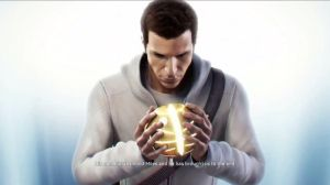 HIS NAME IS DESMOND MILES!! by Clay-zius399