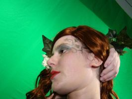 Poison Ivy Makeup v1 by ThaliasLaugh