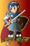 Marth,Hero King of Altea by jules1998