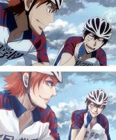 [Yowapeda] The Winner by Ze-RoFruits
