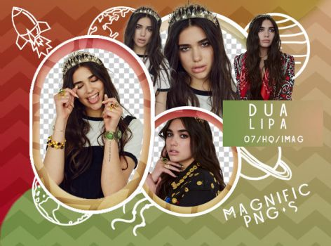 +Pack Png- Dua Lipa by Magnific-Pngs