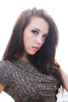 Simple Glamour headshot 1 by Wodenphoto