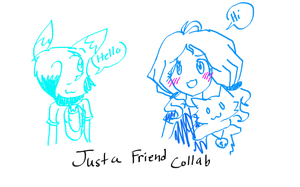 A Friend Collab by SparkyChan23