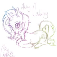 Abby Cadaby by Acidiic
