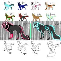 point adoptables :open: by wolf-drawer-kayla