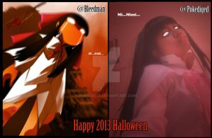 Happy 2013 Halloween by pokediged