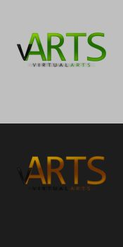 virtualArts Logotype by vArts2k15
